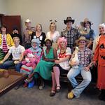 Wed, 2013-10-30 12:05 - CS&L Costume Contest