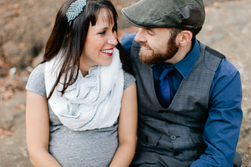 Lori+Travis Maternity Shoot