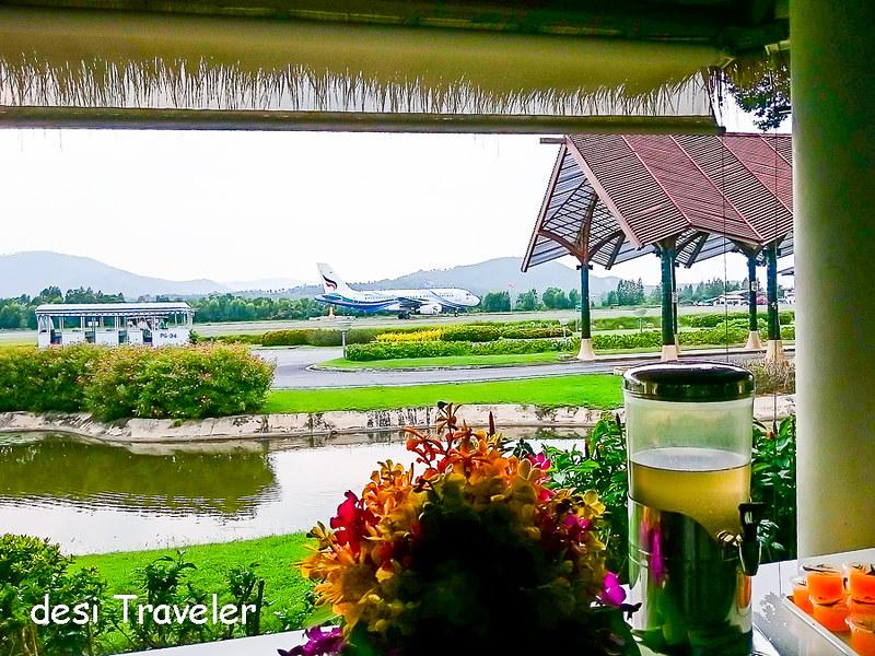 facilities at Koh Samui Airport