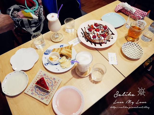 台北師大夜市下午茶咖啡館推薦紙飛機cafe (15)