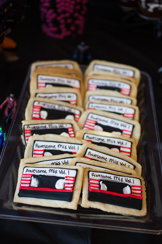 Awesome Mix Vol. 1 Cookies