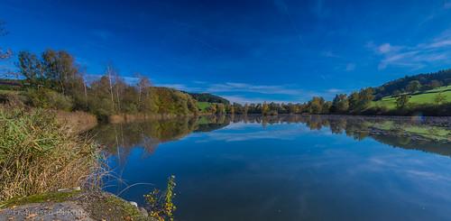 schweiz pond sanktgallen weiher seelake oberuzwil bettenauerweiher landschaftspanoramalandscapepanorama