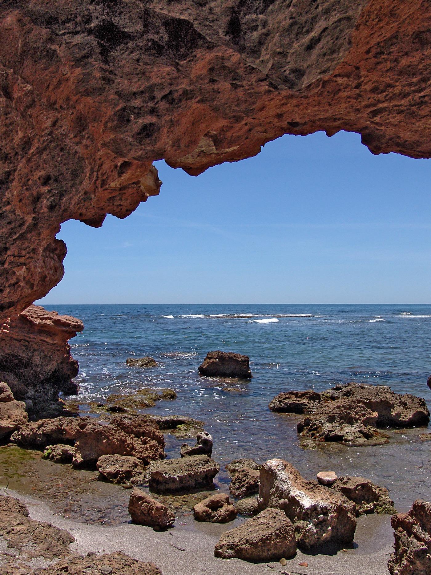 Playa de la Renegá. Autor, oropesadelmarturismo.com