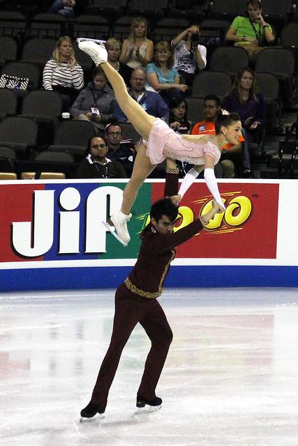 Madeline Aaron and Max Settlage