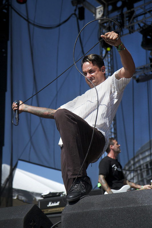 Riot Fest 2014 Denver - Strung Out