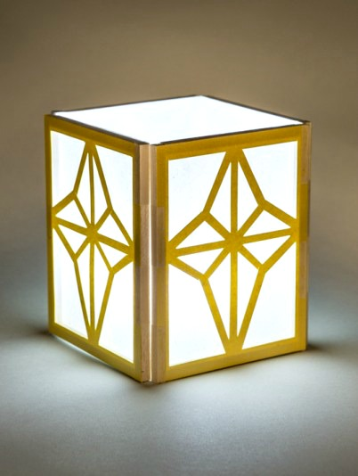 Star Lantern Paper Craft Kit  - Helen Hiebert