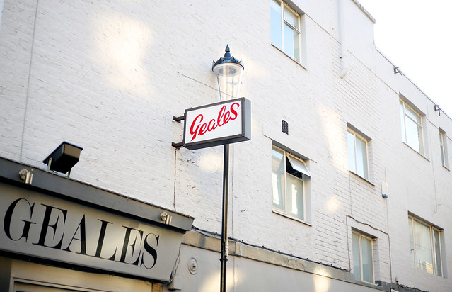Geale's Notting Hill