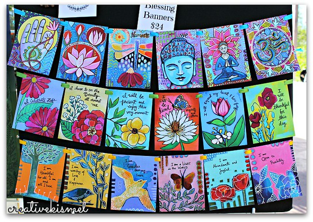 Creative Kismet Blessing Banners