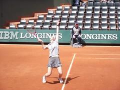 Roland Garros 2014 - Jana Novotna