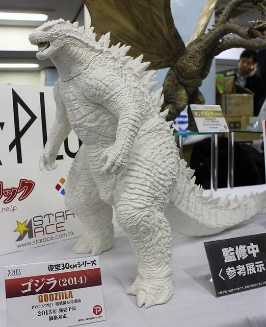 [X-PLUS] Godzilla (2014) 30cm 15638820369_098d74dae2_z