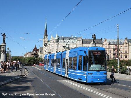 Tram S7-NordMuseet_Djurgardsbro