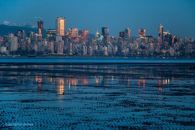 Sandy Blues ~ Vancouver, BC