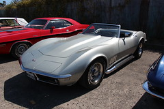 1968 Chevrolet C3 Corvette Stingray Convertible