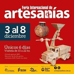 feria internacional de artesanias