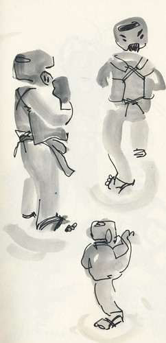 September 2014: My Life Drawing Class
