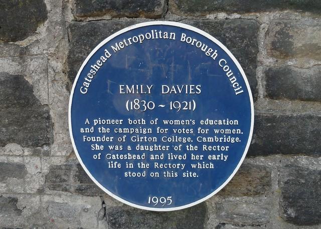 Emily Davies (1830-1921)