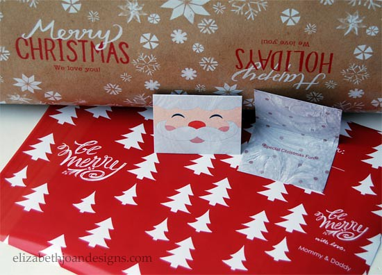 Christmas Countdown Tiny Prints Paper