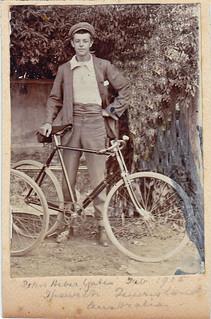 John Heber Gates - February 1906