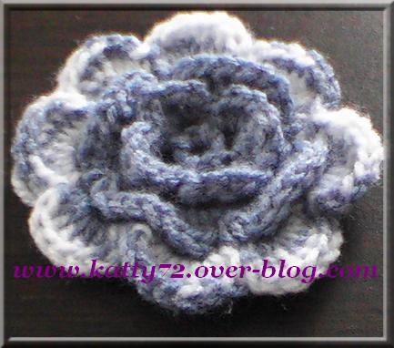 Tuto Fleur Au Crochet Le Blog De Mes Loisirs