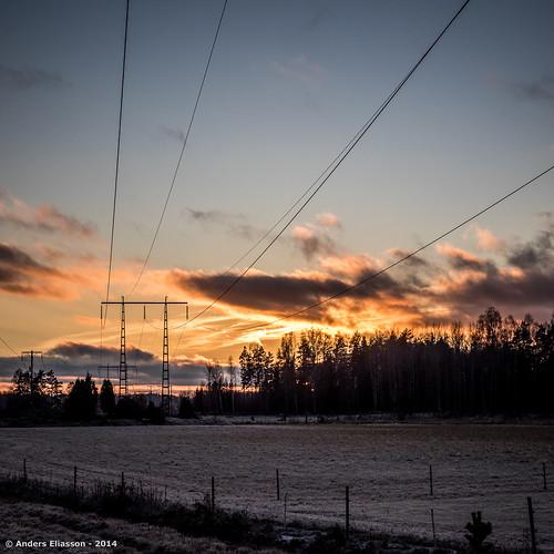 sky sun color clouds sverige örebrolän frövifors olympusomdem1 olympus1240mmf28mft