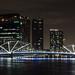 Seafarers Bridge Melbourne by Frozen Image Photography