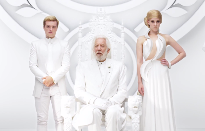 Mockingjay Part 1 Teaser Trailer 2 Unity