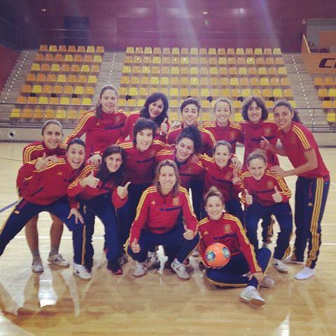 AionSur 15817807487_96be819c74_d Goleada y clasificación para semis como primeras de grupo Deportes Fútbol Sala