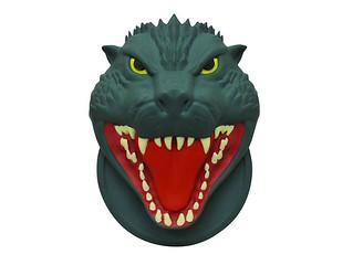 Diamond Select Toys – 哥吉拉 2000【比薩切割器】Godzilla 2000 Pizza Cutter