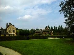 Versailles' back garden