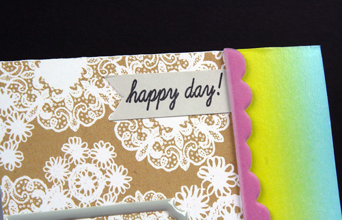 Happy Day Card for Retro Sketch 145 | shirley shirley bo birley Blog