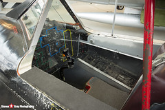 64-17977 - 2028 - Lockheed SR-71A Blackbird Cockpit - The Museum Of Flight - Seattle, Washington - 131021 - Steven Gray - IMG_3551
