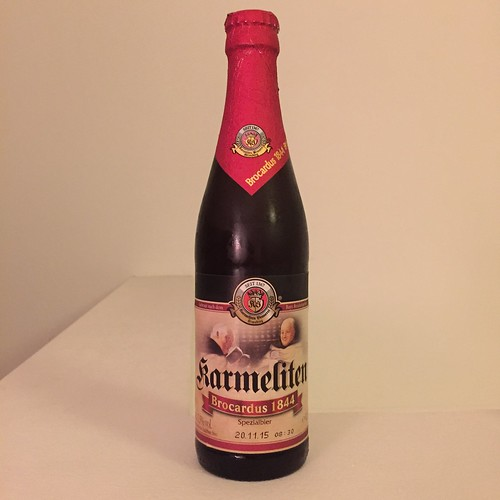 Nr.+3+aus+der+Bierbox+vom+Ostbuddy.+Brocardus+Karmeliten+Spezialbier