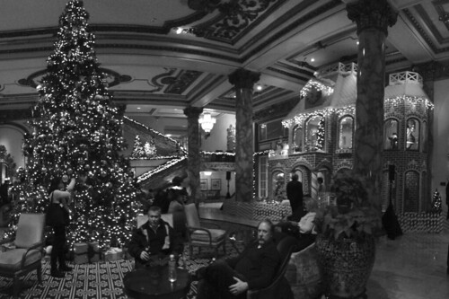 Christmas in the City - Fairmont Lobby