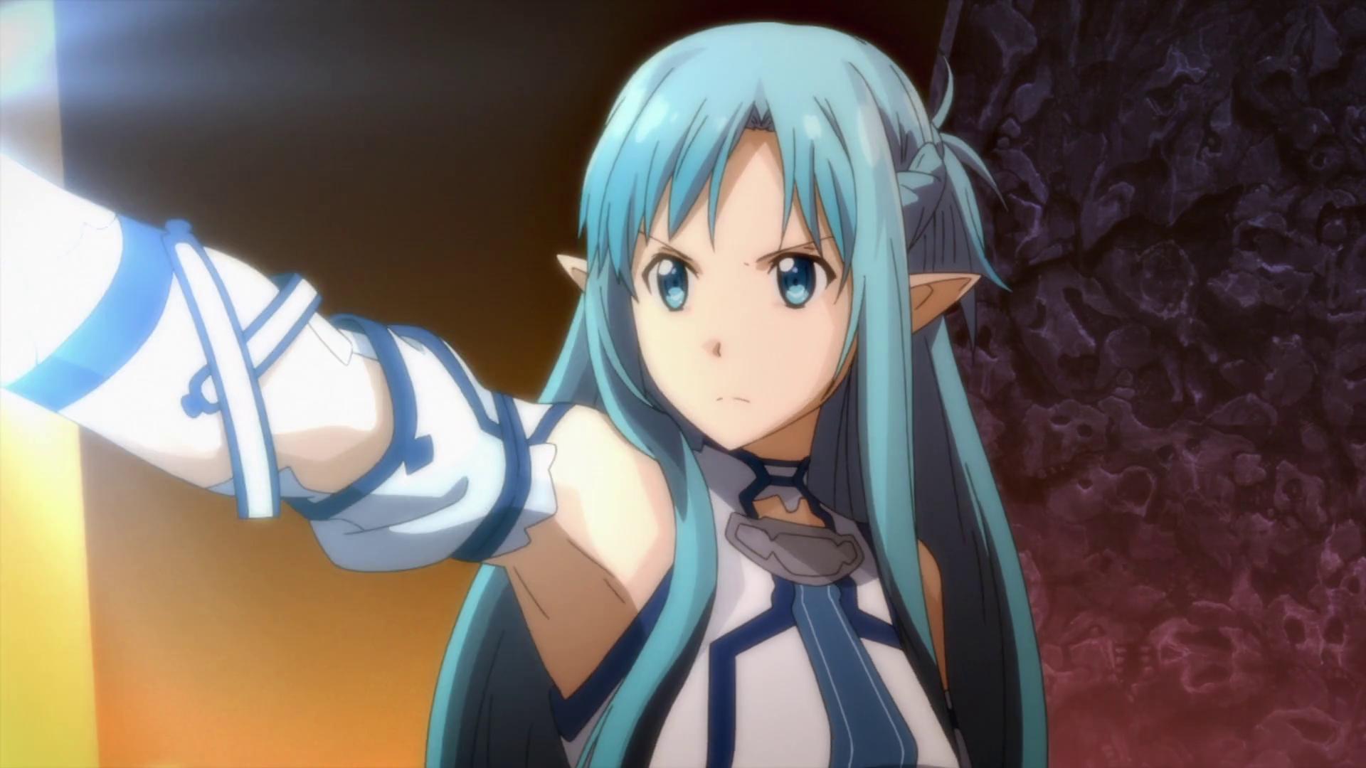Sword Art Online II E21 (20)