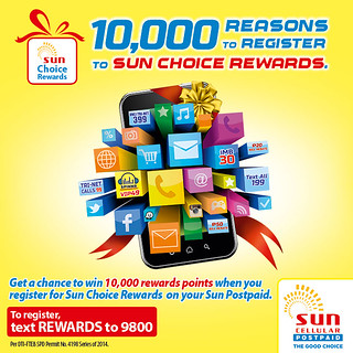 Sun Postpaid Rewards