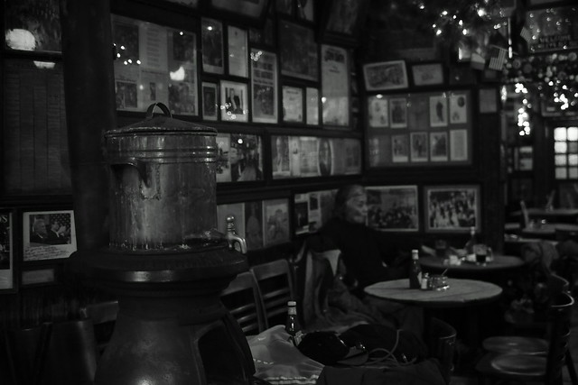 McSorley's Old Ale House, East Village NY, 24 Dec 2014. 080