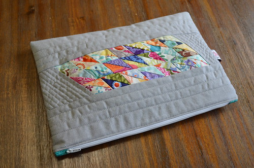 Kate Spain Zippered Pouch