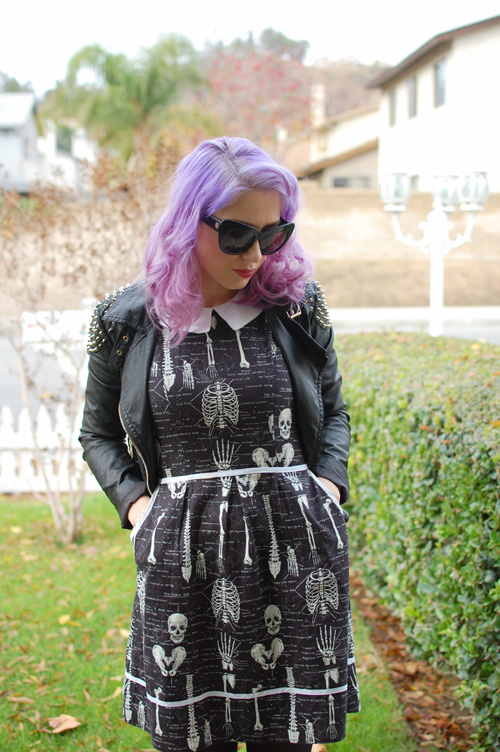 Modcloth Folter Rad to the Bone dress 008