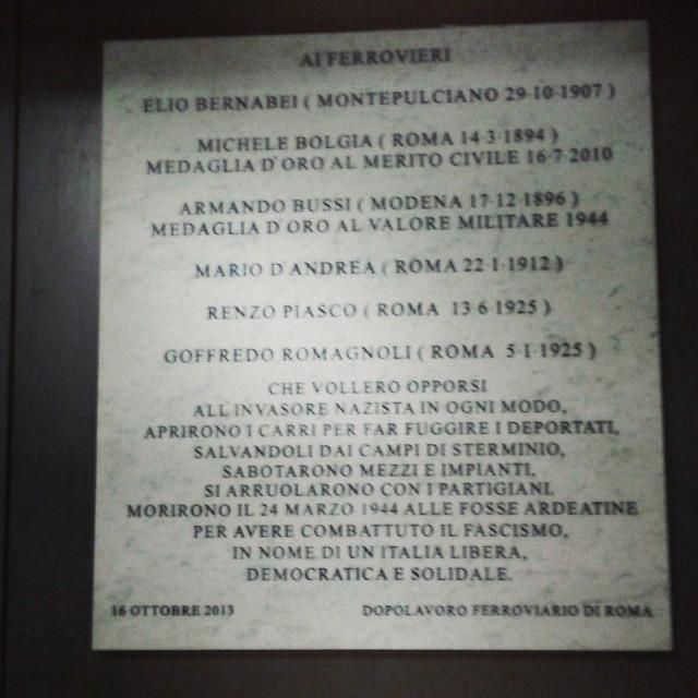 Stazione Tiburtina #roma