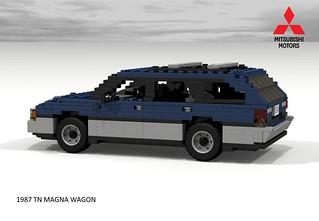 Mitsubishi Magna TN Wagon