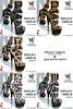 Wicca's Wardrobe - Ripley Heels Safari Edition