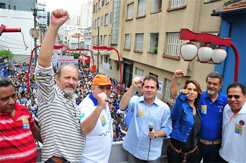 Assembleia decisiva na rua Galvão Bueno