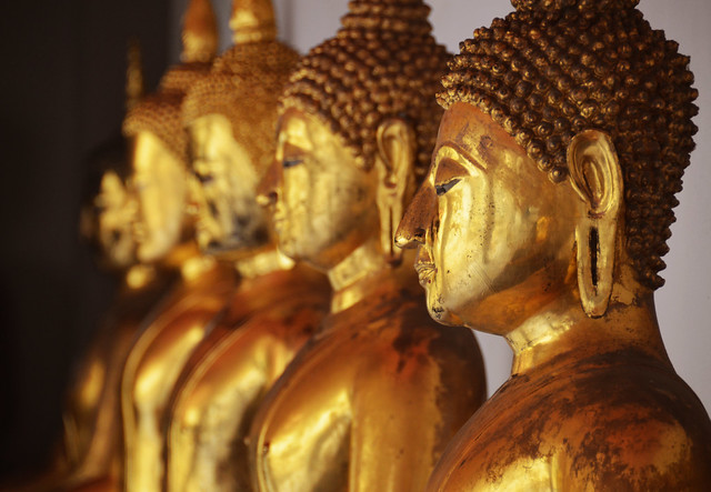 Budas de Bangkok