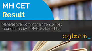 MH CET 2015 Result (Medical)