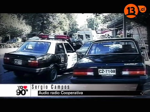 Seat Malaga / Chevrolet Opala Carabineros