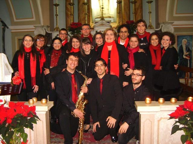 Hill's joy choir