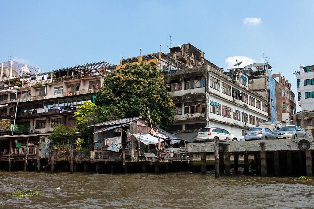 בנגקוק תאילנד נהר
