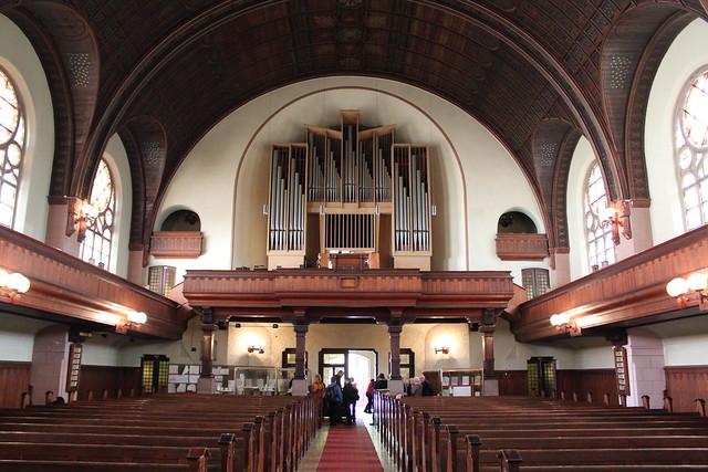 Die Schuke-Orgel