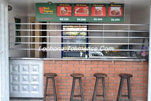 Punto de Venta Lechonas Bogota
