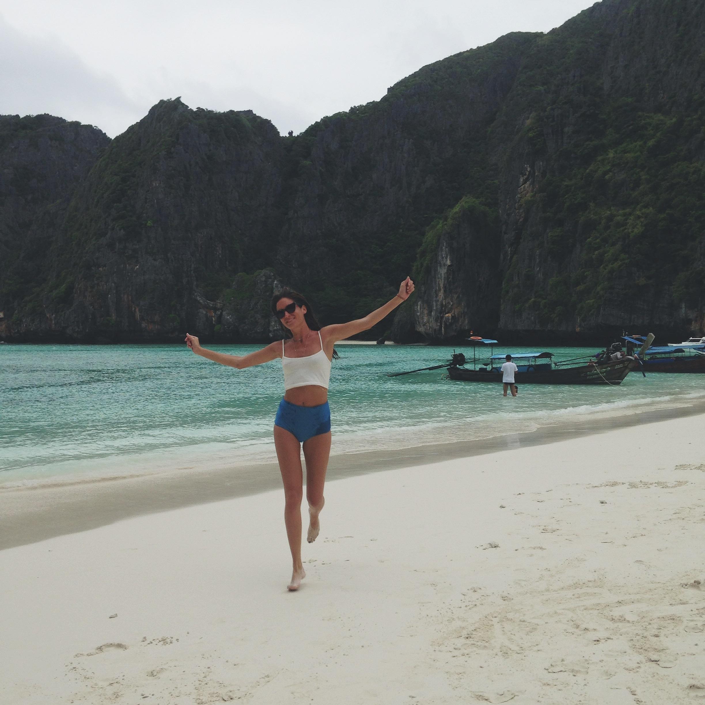 Koh Phi Phi 2014 -Diary part 1